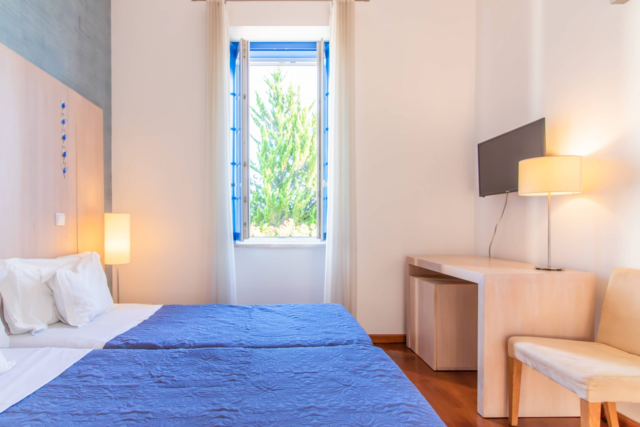 Hotel Lousal quarto twin