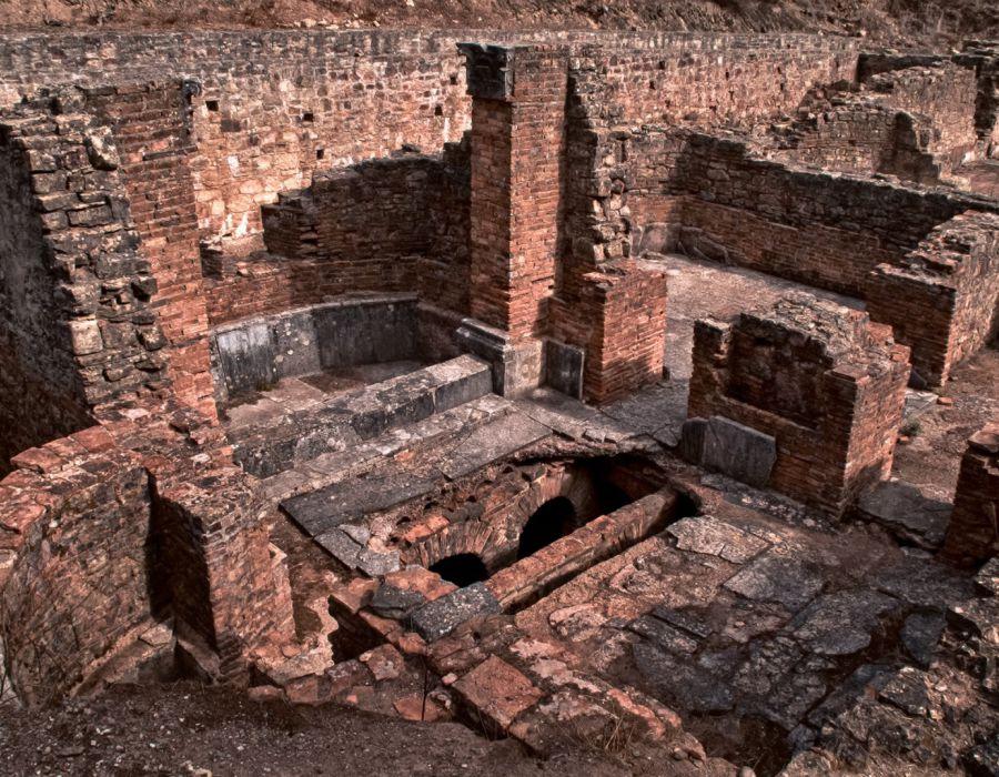 ruinas romanas de mirobriga